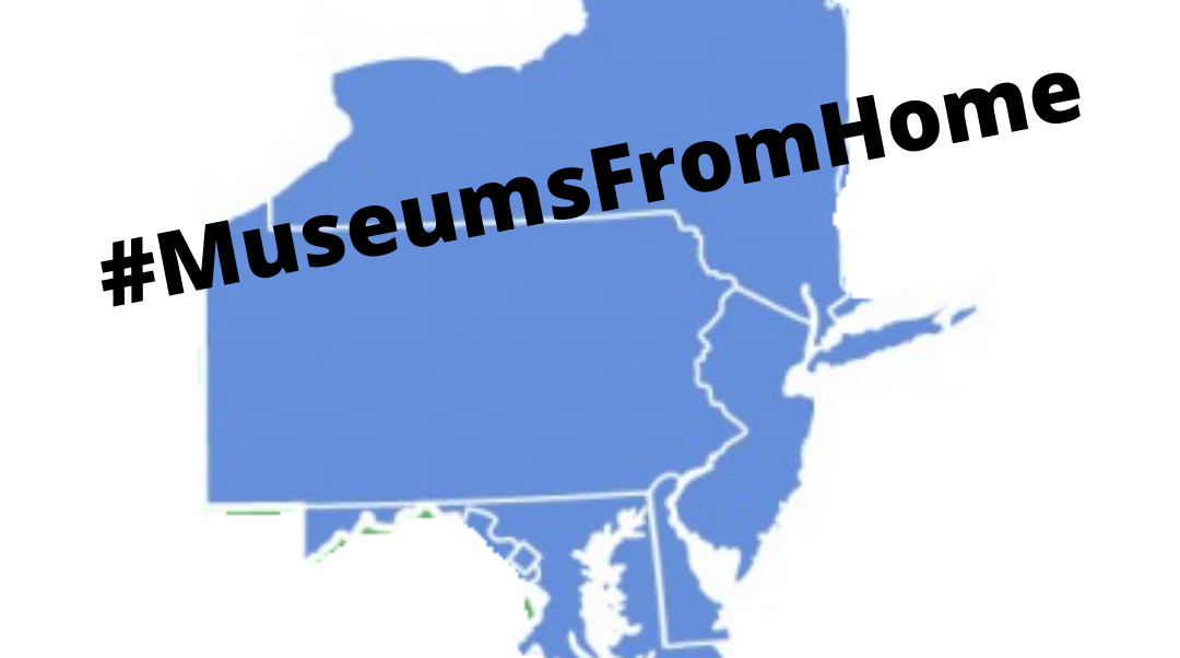 #MuseumsFromHome